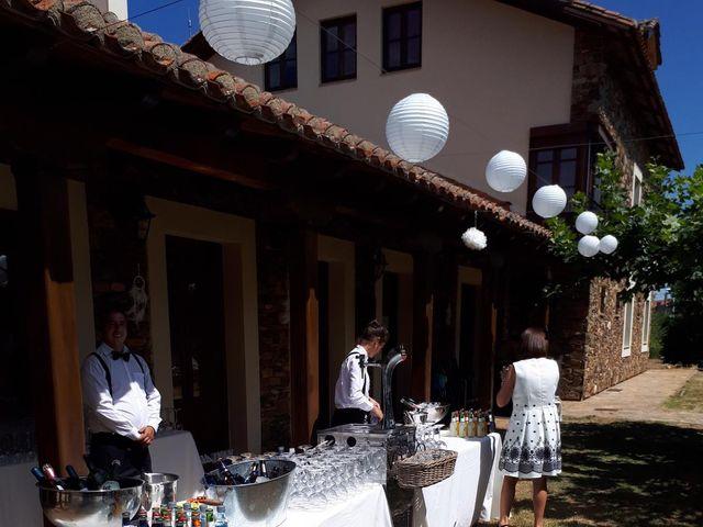 La boda de Sonja y Ivan en Villaverde De Justel, Zamora 17