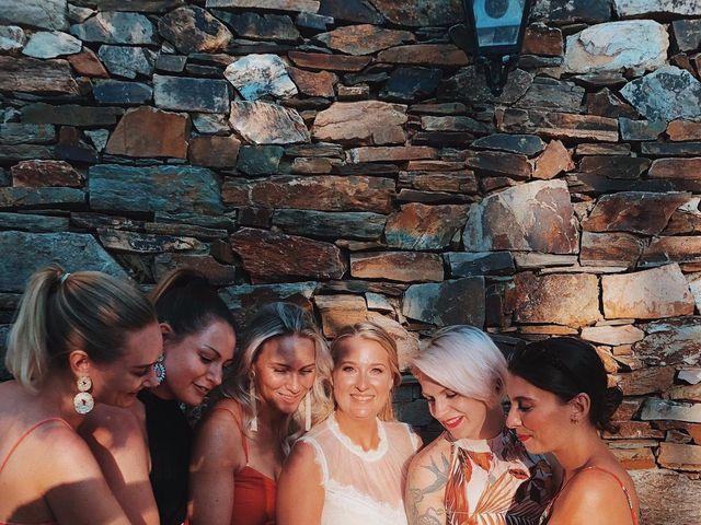 La boda de Sonja y Ivan en Villaverde De Justel, Zamora 21