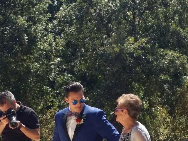 La boda de Sonja y Ivan en Villaverde De Justel, Zamora 26