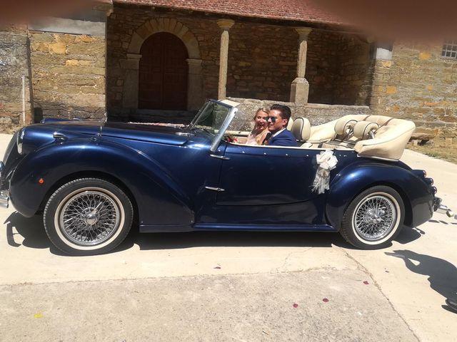 La boda de Sonja y Ivan en Villaverde De Justel, Zamora 27