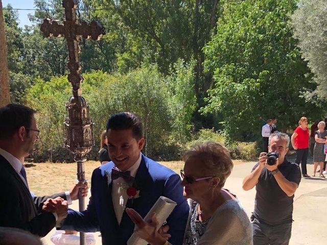 La boda de Sonja y Ivan en Villaverde De Justel, Zamora 29