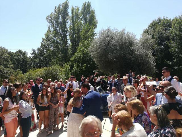 La boda de Sonja y Ivan en Villaverde De Justel, Zamora 31
