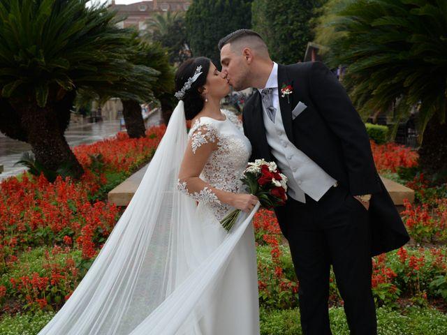 La boda de Amanda y José Carlos