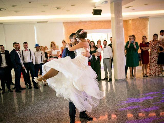 La boda de Sergio  y Laura  en Alginet, Valencia 8