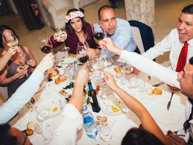 La boda de Javier y Ninoska en Getxo, Vizcaya 18