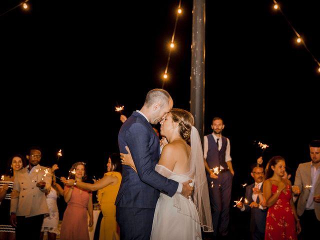 La boda de Mike y Victoria en Granada, Granada 73