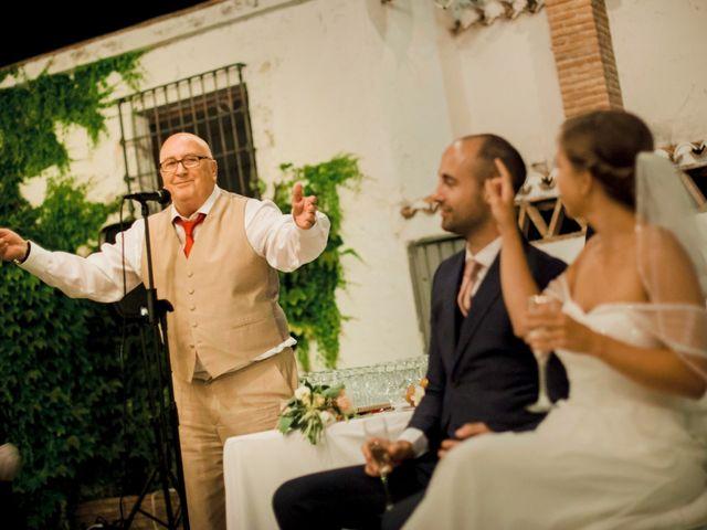 La boda de Mike y Victoria en Granada, Granada 74