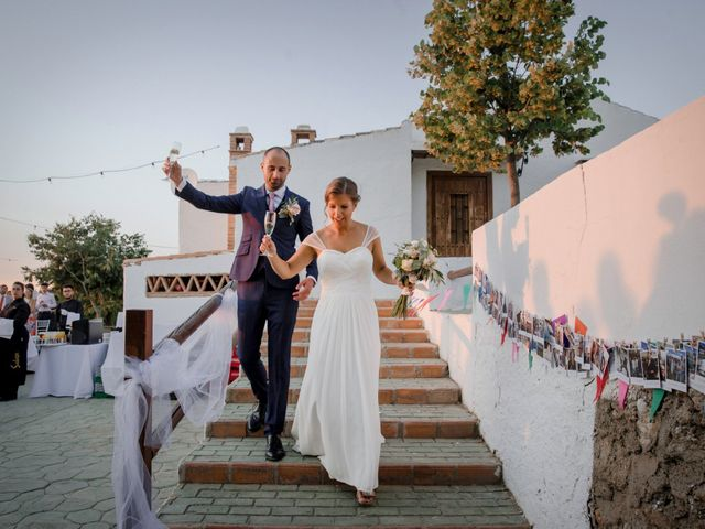 La boda de Mike y Victoria en Granada, Granada 66