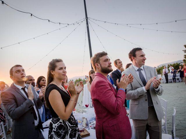 La boda de Mike y Victoria en Granada, Granada 67