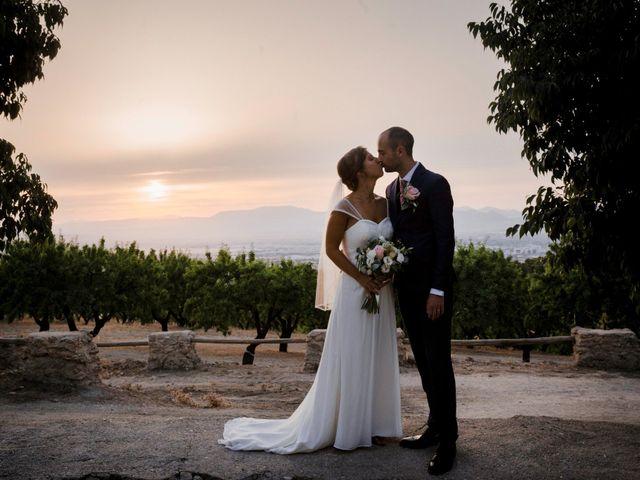 La boda de Mike y Victoria en Granada, Granada 63
