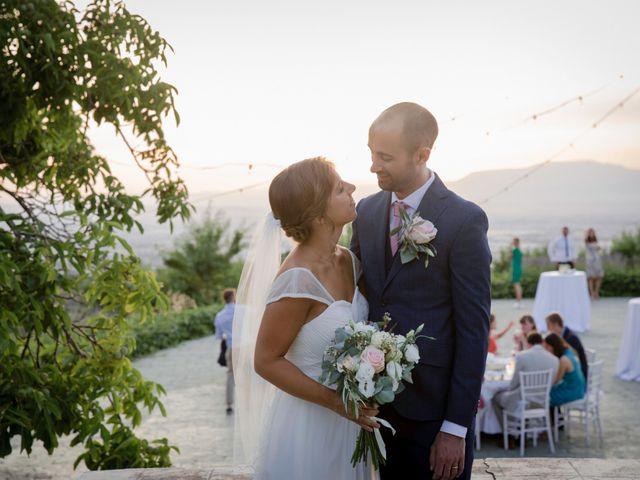 La boda de Mike y Victoria en Granada, Granada 65