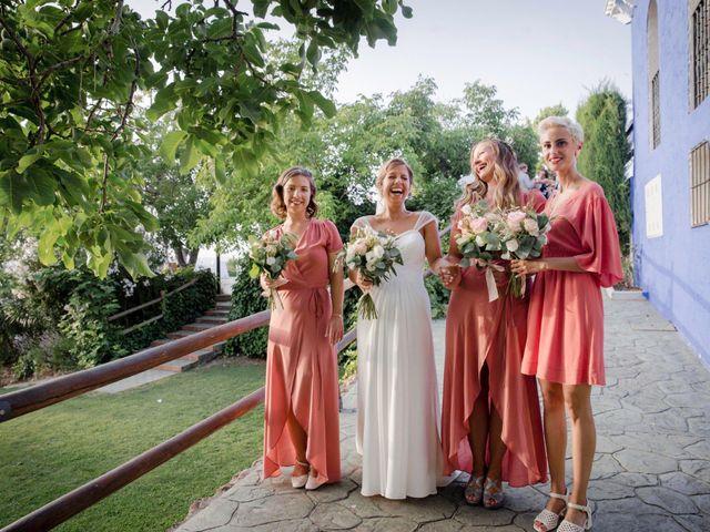 La boda de Mike y Victoria en Granada, Granada 53