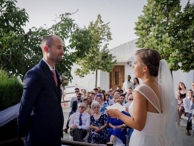 La boda de Mike y Victoria en Granada, Granada 35