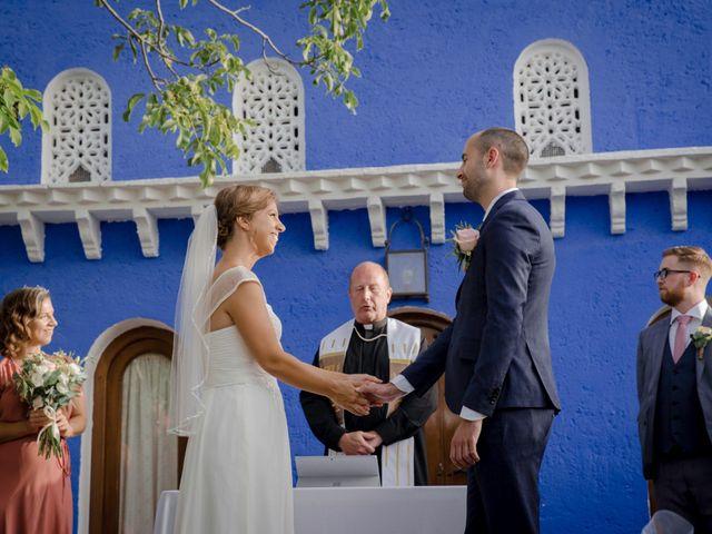 La boda de Mike y Victoria en Granada, Granada 36