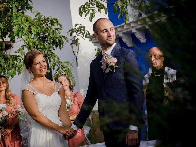 La boda de Mike y Victoria en Granada, Granada 37