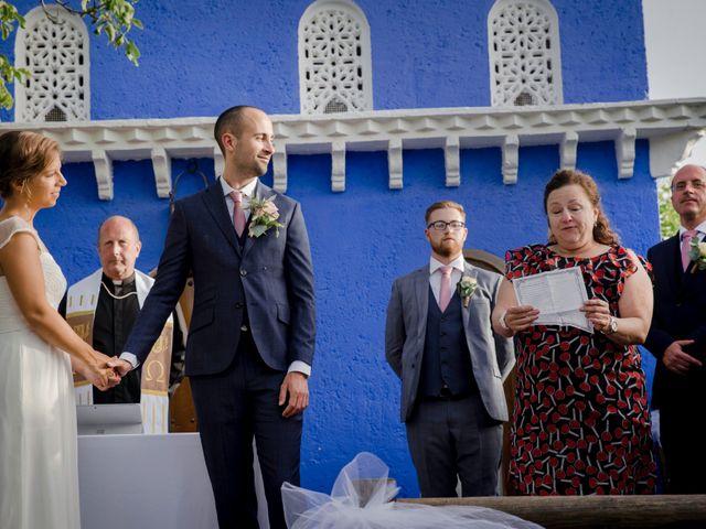 La boda de Mike y Victoria en Granada, Granada 38