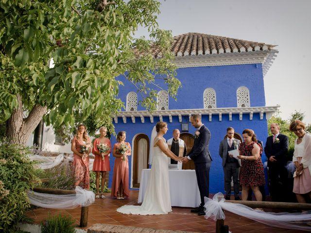 La boda de Mike y Victoria en Granada, Granada 40