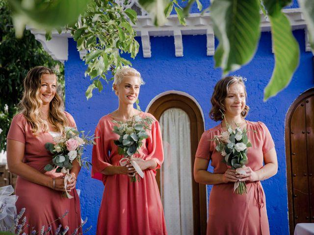 La boda de Mike y Victoria en Granada, Granada 41