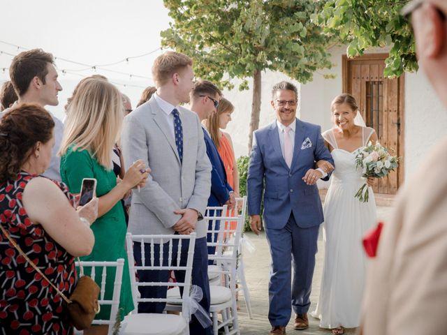 La boda de Mike y Victoria en Granada, Granada 34