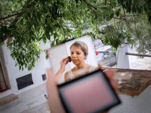 La boda de Mike y Victoria en Granada, Granada 25