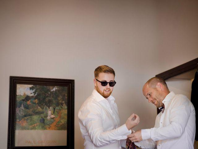 La boda de Mike y Victoria en Granada, Granada 22