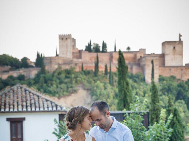 La boda de Mike y Victoria en Granada, Granada 18