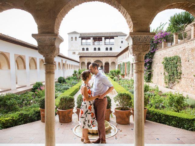 La boda de Mike y Victoria en Granada, Granada 14
