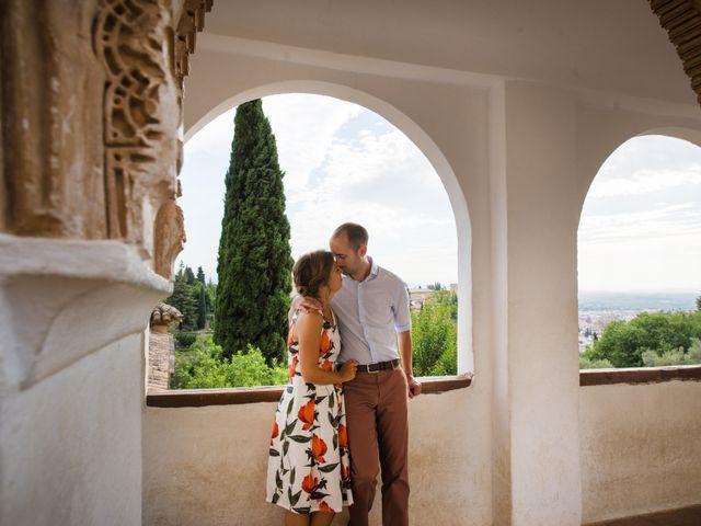 La boda de Mike y Victoria en Granada, Granada 16