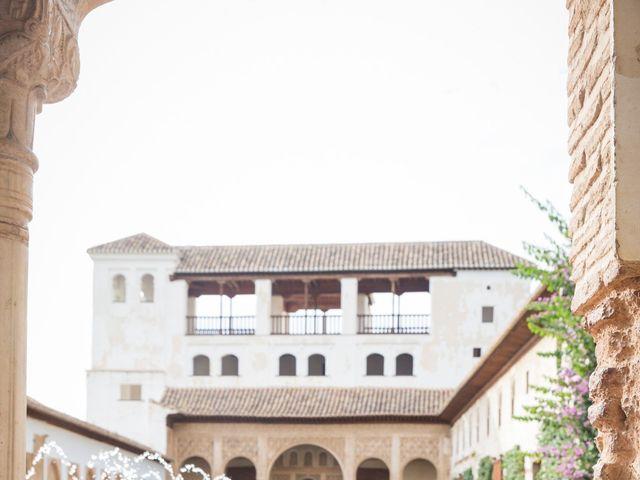 La boda de Mike y Victoria en Granada, Granada 15