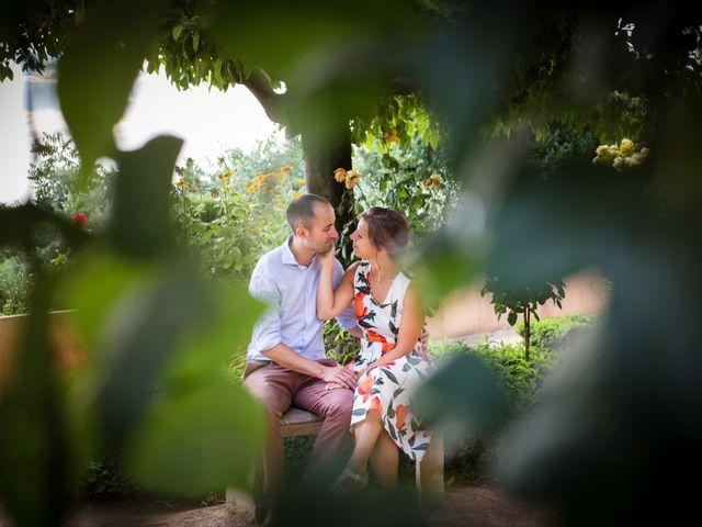 La boda de Mike y Victoria en Granada, Granada 9