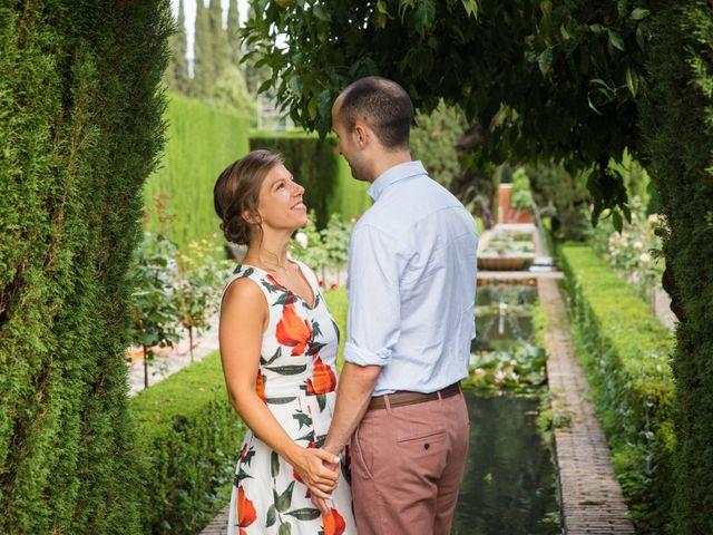 La boda de Mike y Victoria en Granada, Granada 5