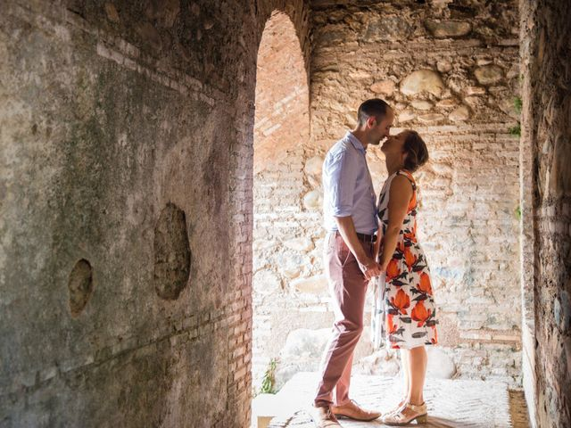 La boda de Mike y Victoria en Granada, Granada 4