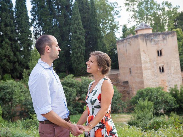 La boda de Mike y Victoria en Granada, Granada 3