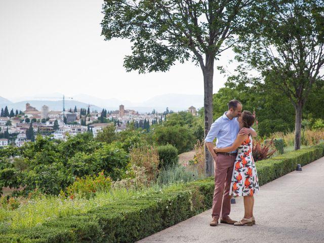 La boda de Mike y Victoria en Granada, Granada 2