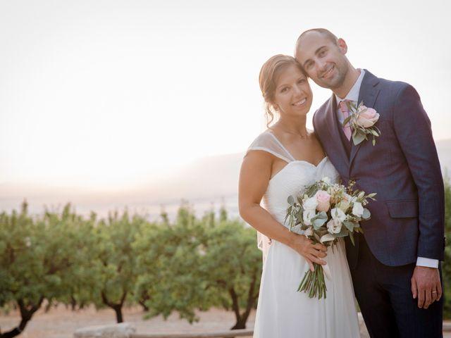 La boda de Mike y Victoria en Granada, Granada 61