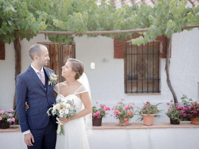 La boda de Mike y Victoria en Granada, Granada 60