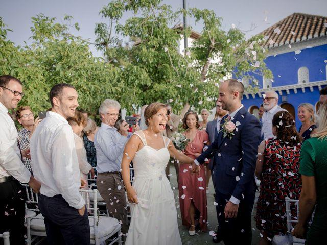 La boda de Mike y Victoria en Granada, Granada 48