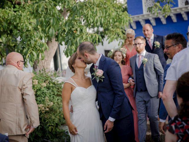 La boda de Mike y Victoria en Granada, Granada 47