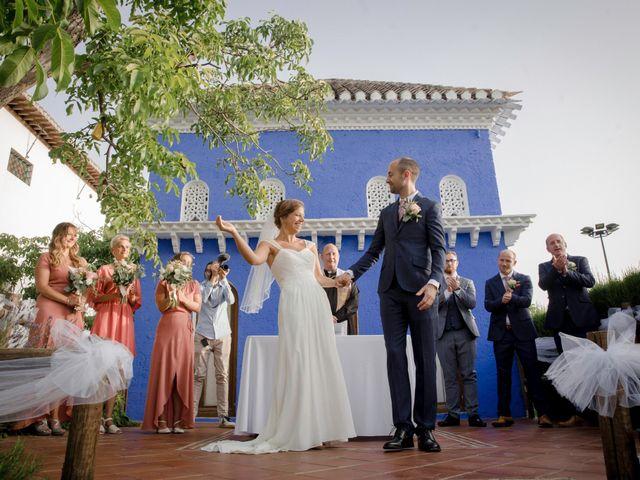 La boda de Mike y Victoria en Granada, Granada 46