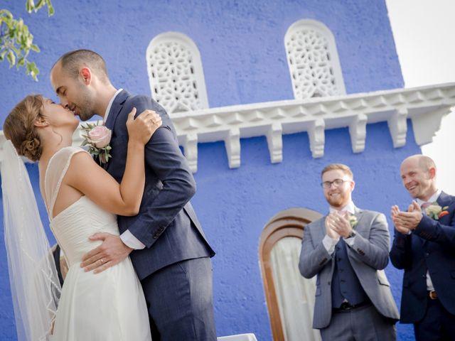 La boda de Mike y Victoria en Granada, Granada 45