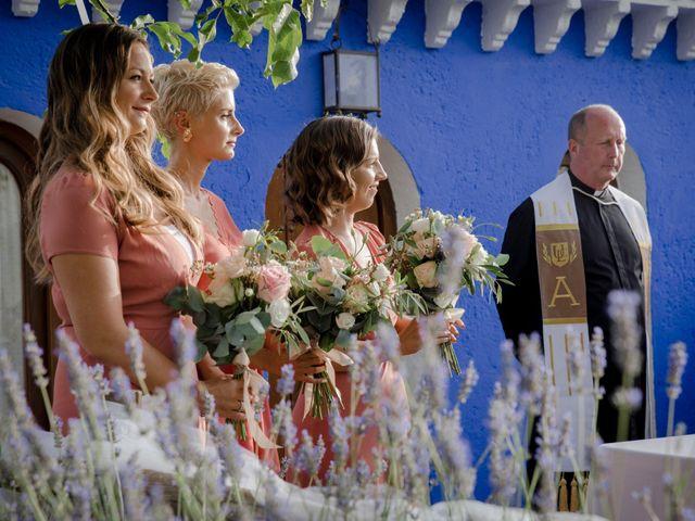La boda de Mike y Victoria en Granada, Granada 42