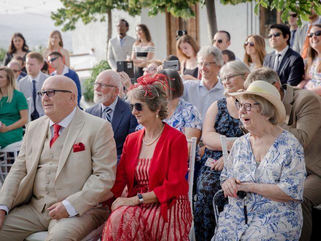 La boda de Mike y Victoria en Granada, Granada 39