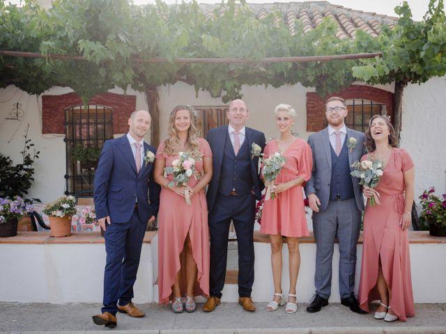La boda de Mike y Victoria en Granada, Granada 54