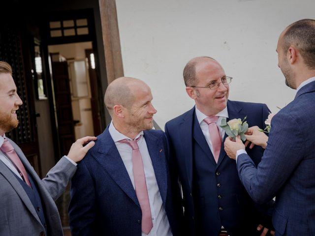 La boda de Mike y Victoria en Granada, Granada 23