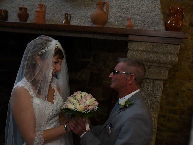 La boda de Manuel y Vanina en Laxe, A Coruña 4
