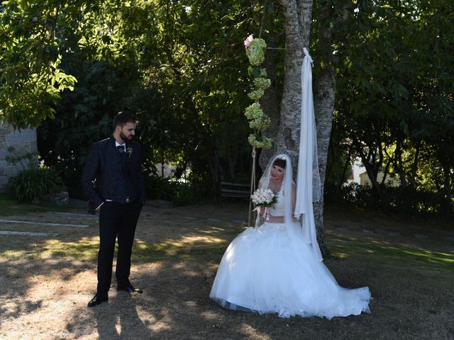 La boda de Manuel y Vanina en Laxe, A Coruña 9
