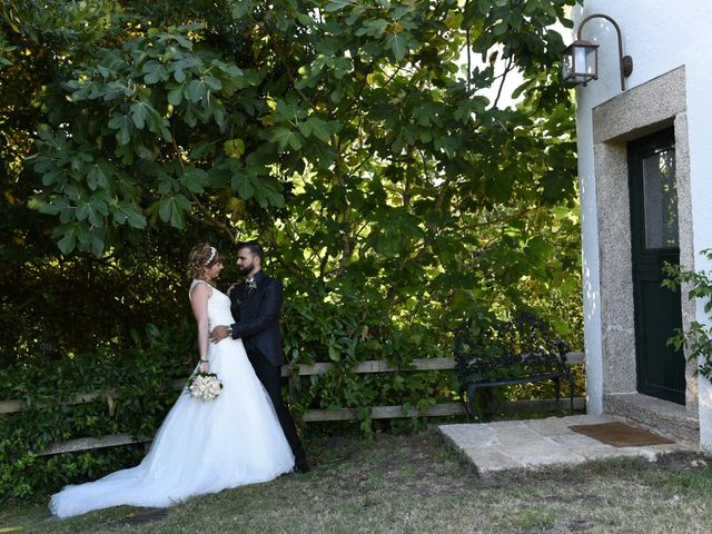 La boda de Manuel y Vanina en Laxe, A Coruña 11