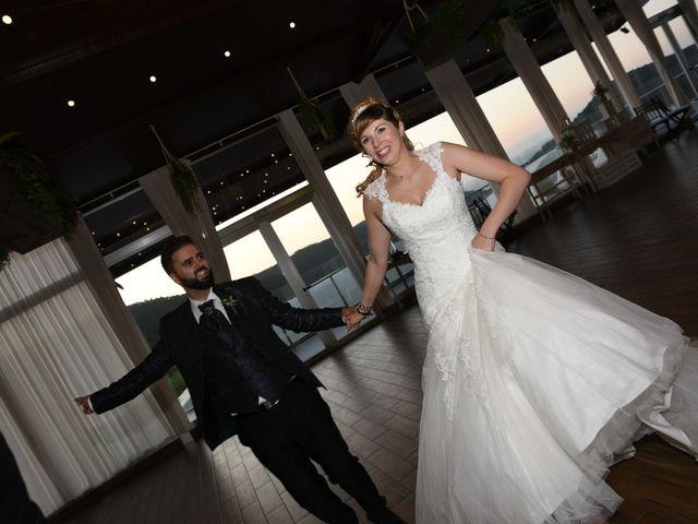 La boda de Manuel y Vanina en Laxe, A Coruña 17