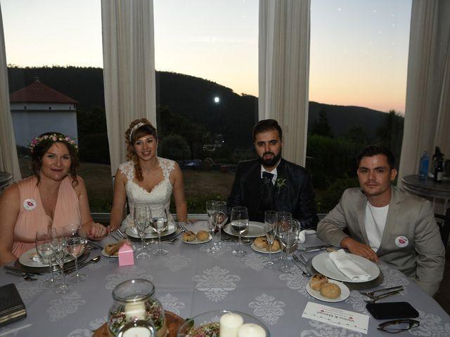 La boda de Manuel y Vanina en Laxe, A Coruña 18