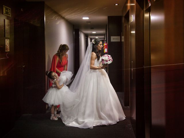 La boda de David y Ileana en Illescas, Toledo 19